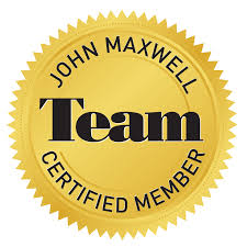 John Maxwell Team Certified Member badge