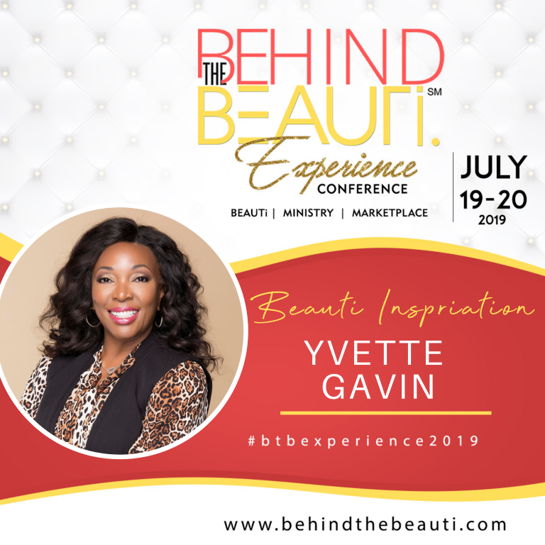 Beyond the Beauti Experience Conference 2019 Poster