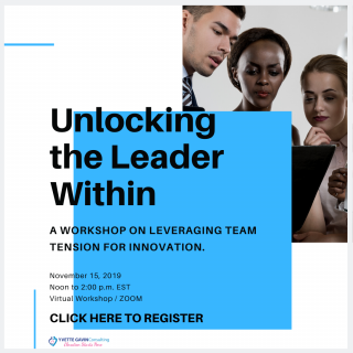 Unlocking the Leader Within Poster