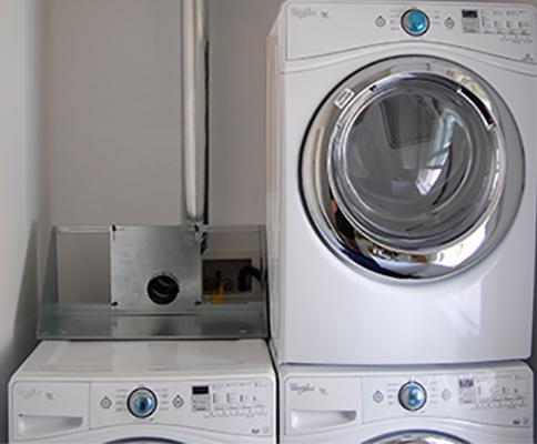 Dryer Vent Bracket