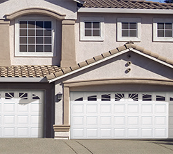 Durafirm Vinyl Garage Door