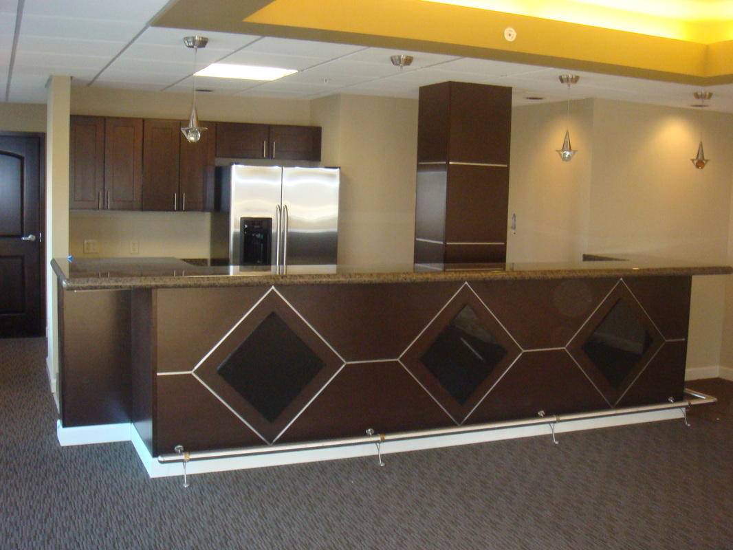 Our Services. Custom Cabinetry · Cabinet Refacing
