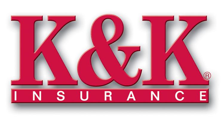K & K Insurance Logo