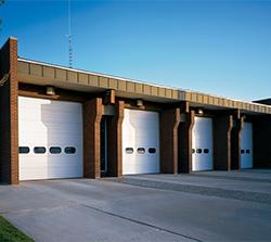Thermacore Commercial Door