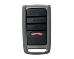 Keypad Controls for Garage Door