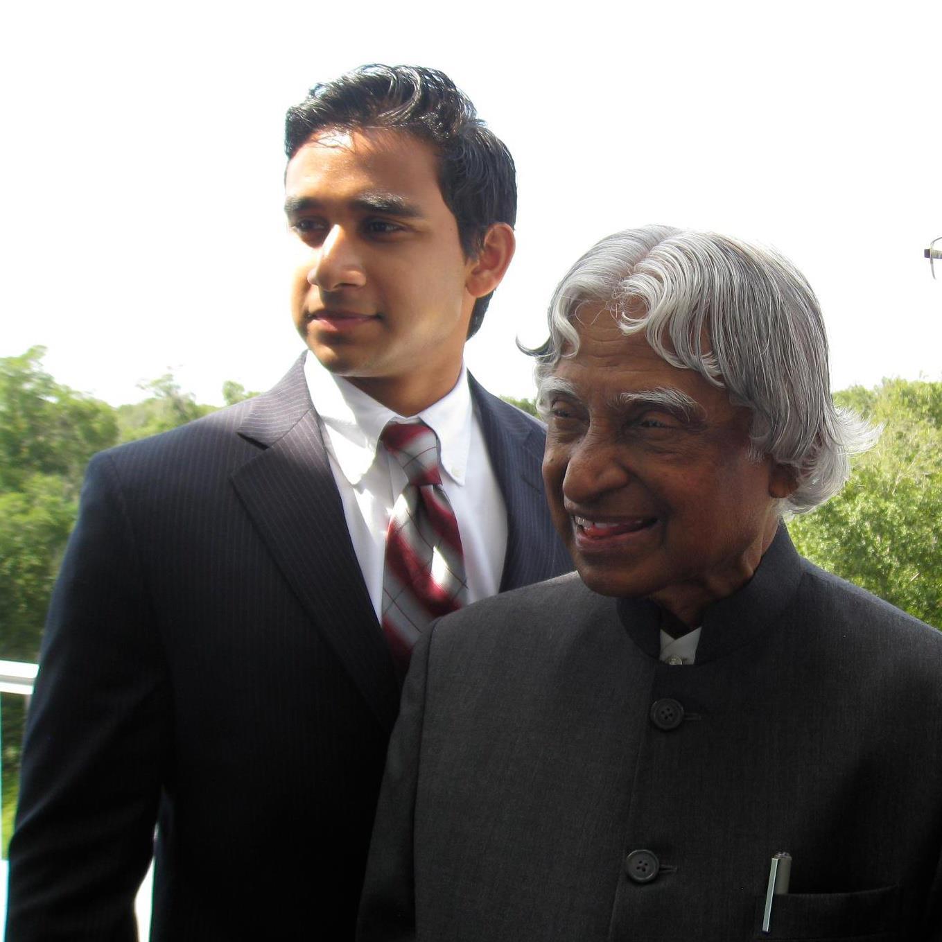 Prime Minister Abdul Kalam