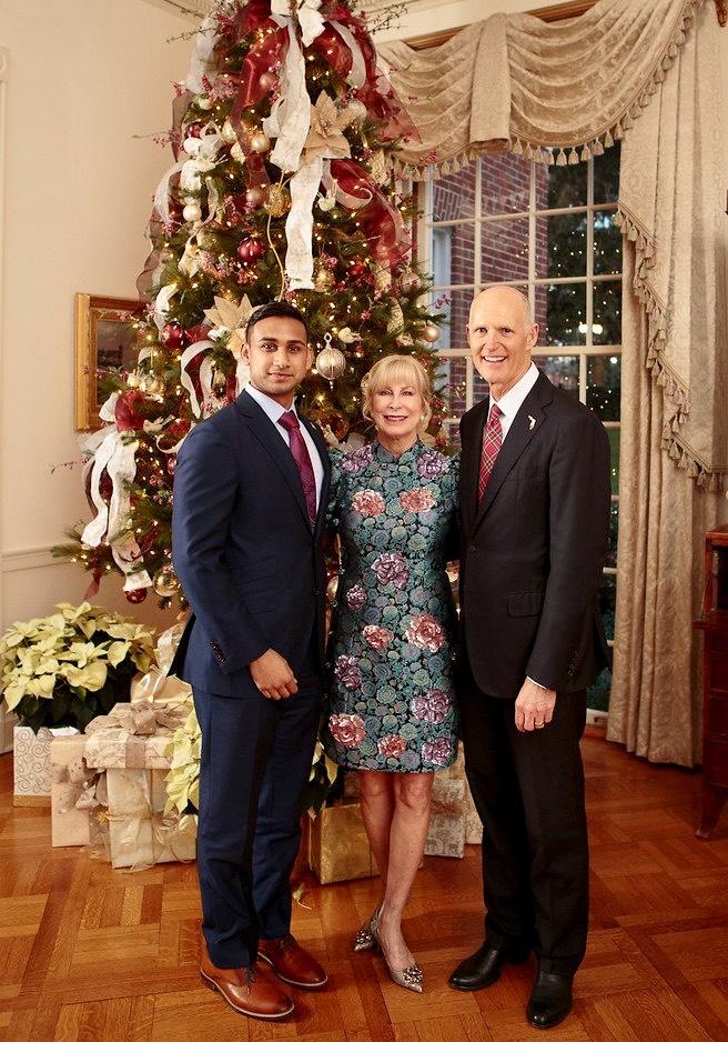 Governor Scott Christmas Party 2017