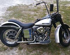 1970 Harley FLH