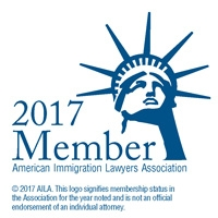 2017 American Immigration Lawyers Associtation Membership Icon