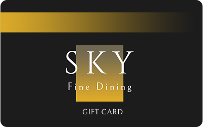 Sky Fine Dining Gift Card