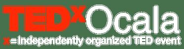 TEDx Ocala Logo