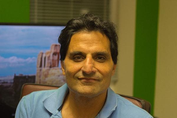 Headshot of Rahul Razdan