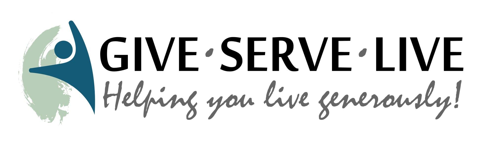 Give Serve Live logo