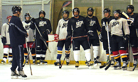 Adult Hockey Training Page