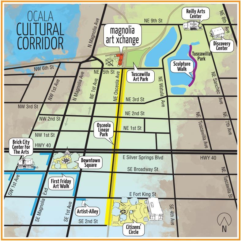 Ocala Cultural Corridor