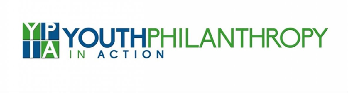 Youth Philanthropy in Action Page