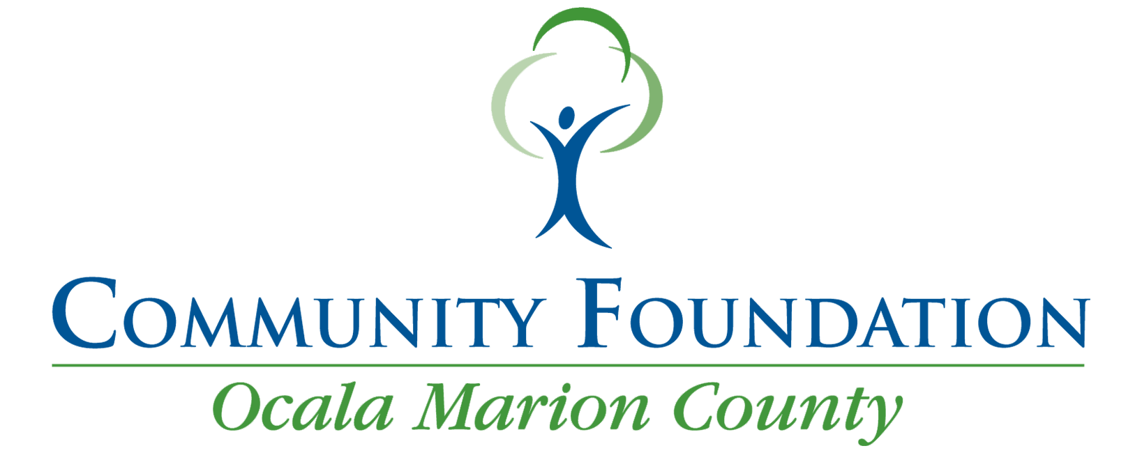 Logo for Community Foundation of Ocala.