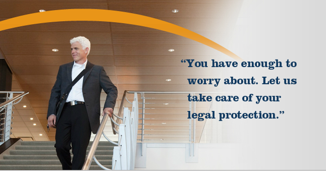 Legal Protection for Businesses Page