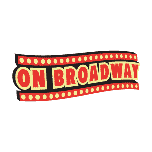 onstage direct on broadway