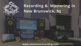 One Stone Recording and Mastering