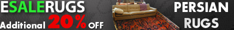 Additional 20% Off Persian Rugs