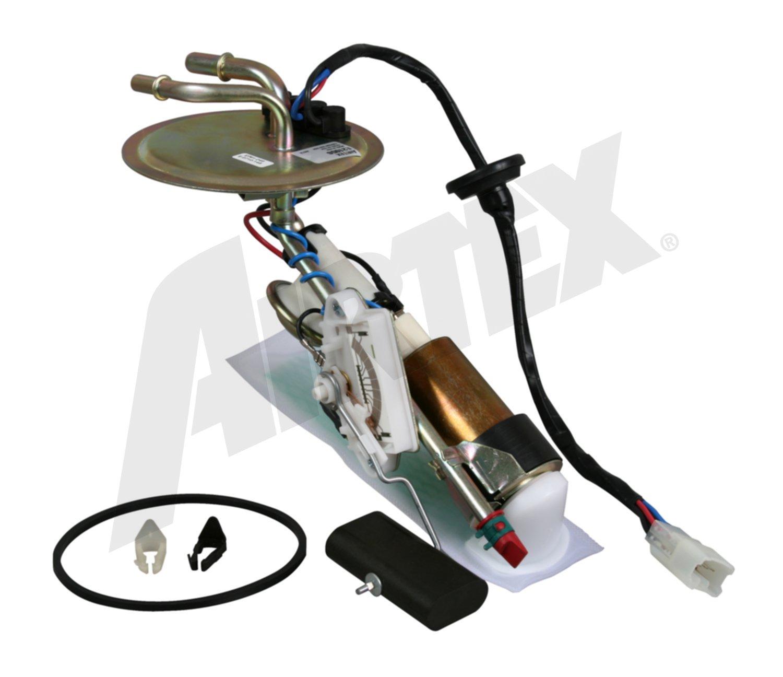 Image of Airtex Fuel Pumps E2105S Fuel Pump and Sender Assembly Fits 1991-1993 Ford Escort