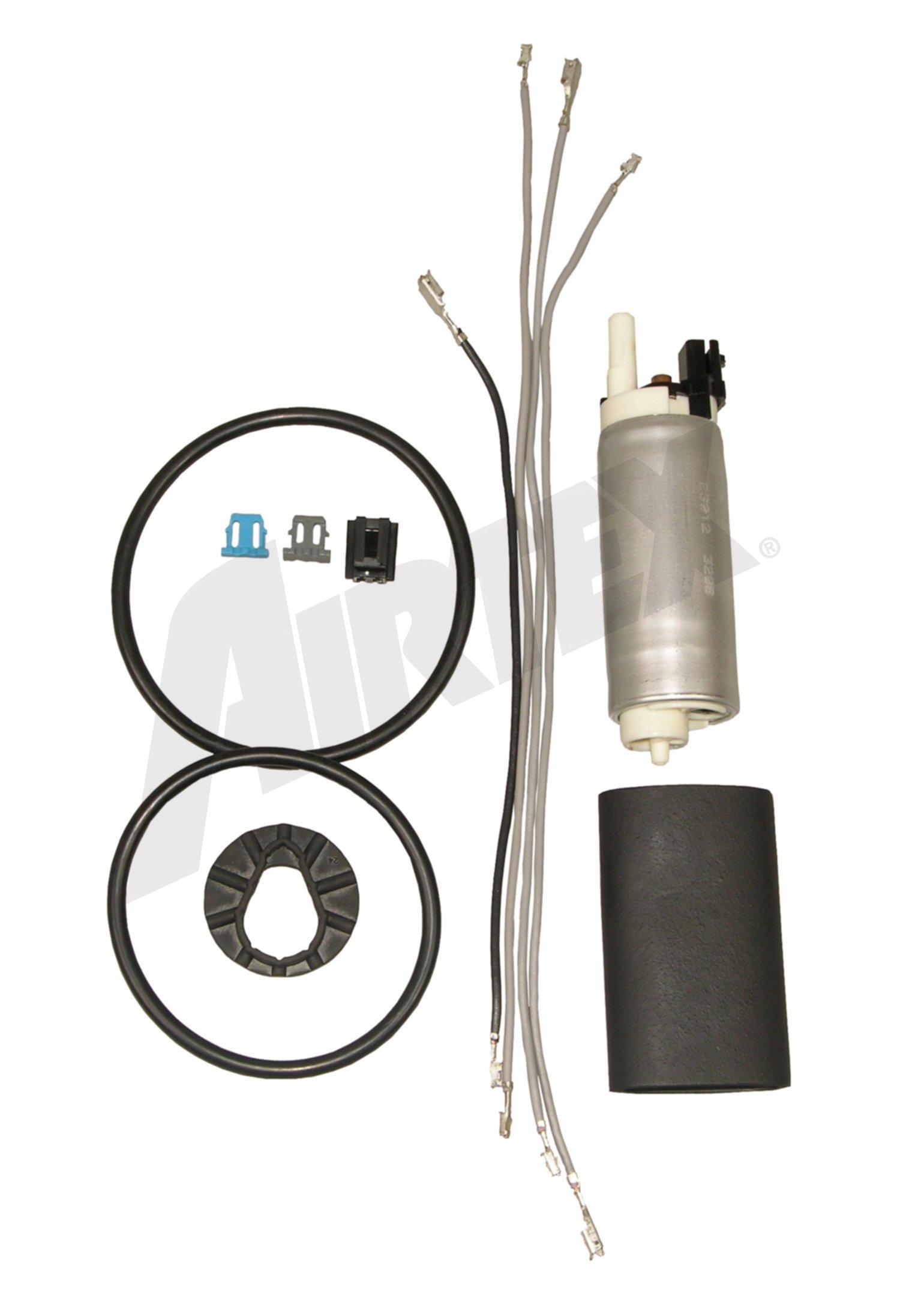 Image of Airtex Fuel Pumps E3212 Electric Fuel Pump Fits 1985-1989 Cadillac DeVille