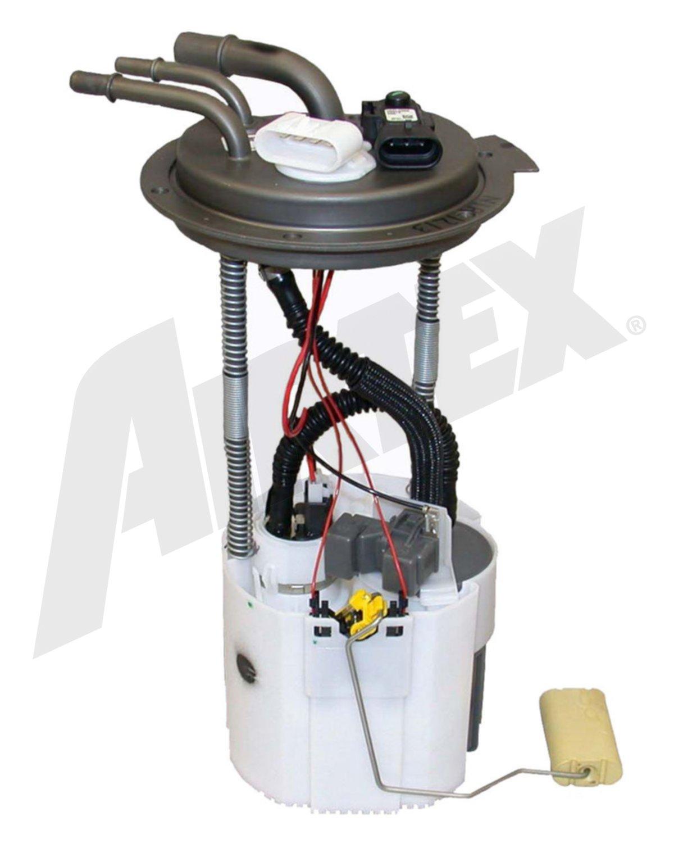 Image of Airtex Fuel Pumps E3581M Fuel Pump Module Assembly Fits 2004-2007 Cadillac Escalade