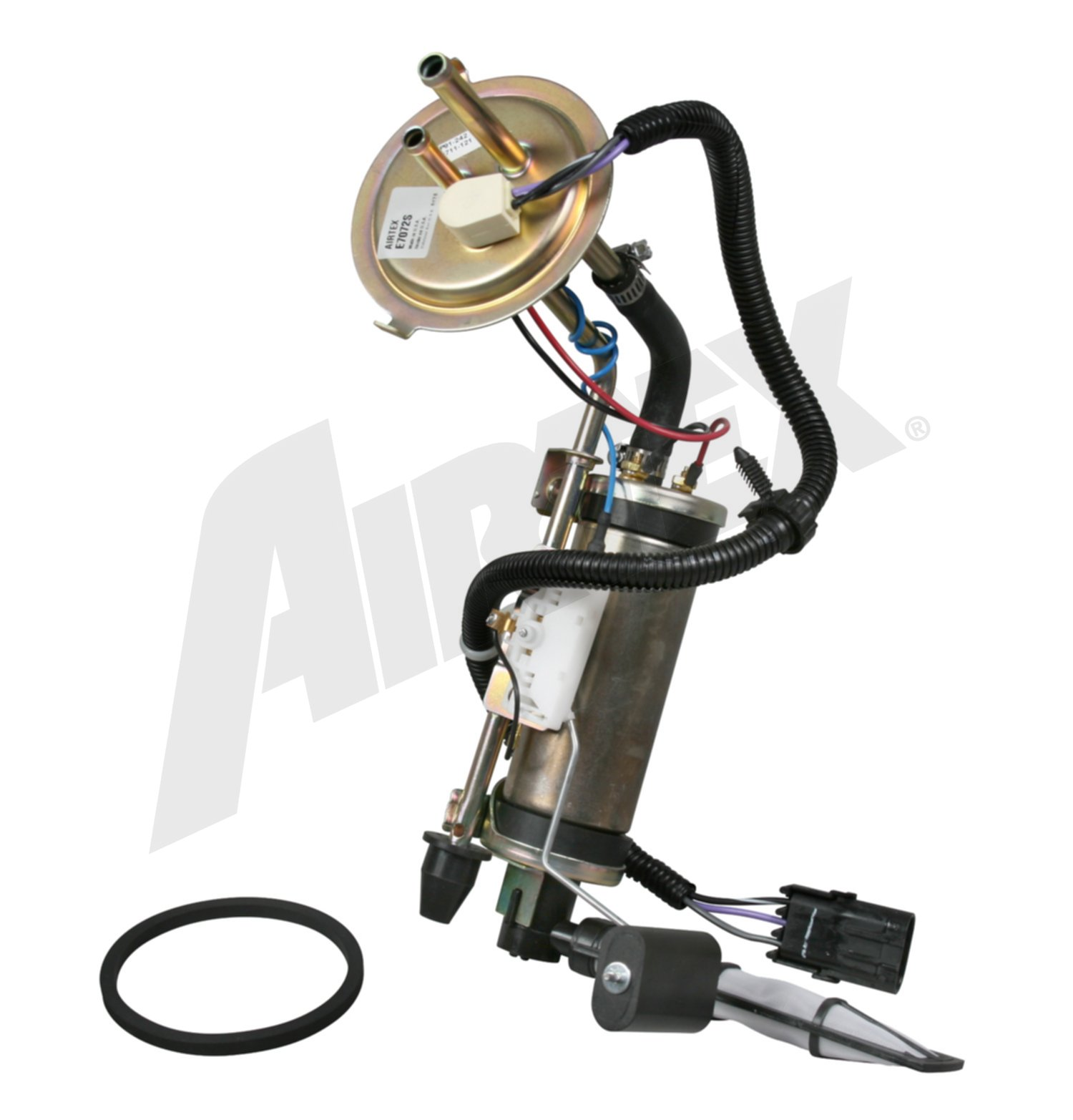 Image of Airtex Fuel Pumps E7072S Fuel Pump and Sender Assembly Fits 1991-1993 Jeep Cherokee