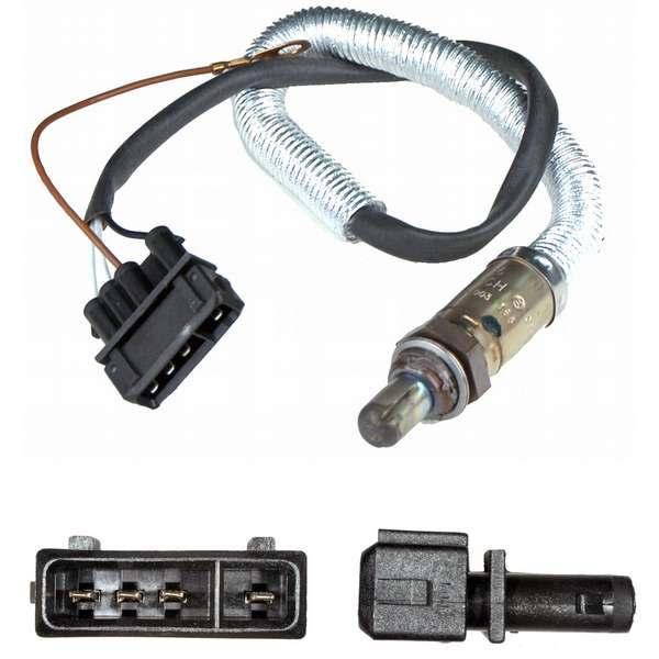 Bosch 13165 Oxygen Sensor Fits 1990-1990 Volkswagen Corrado