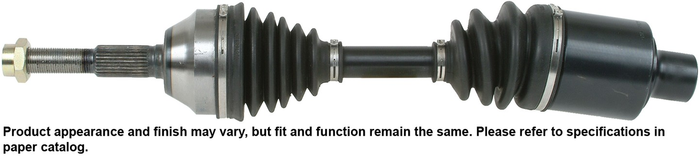 Cardone 663352 CV Axle Shaft Fits 2002-2007 Jeep Liberty