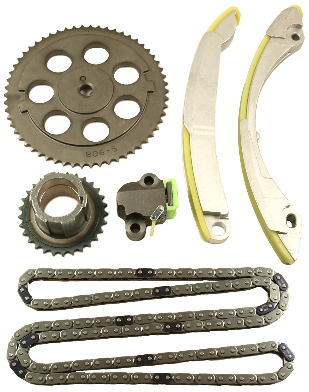 Image of Cloyes 90195S Engine Timing Chain Kit Fits 2002-2004 Oldsmobile Bravada