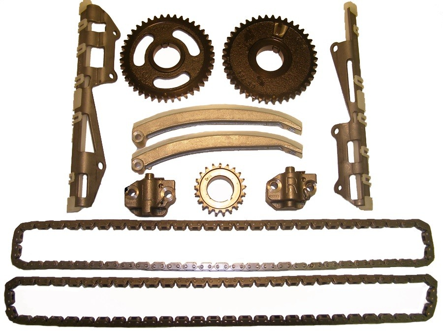 Image of Cloyes 90387SA Engine Timing Chain Kit Fits 1996-1997 Ford Thunderbird