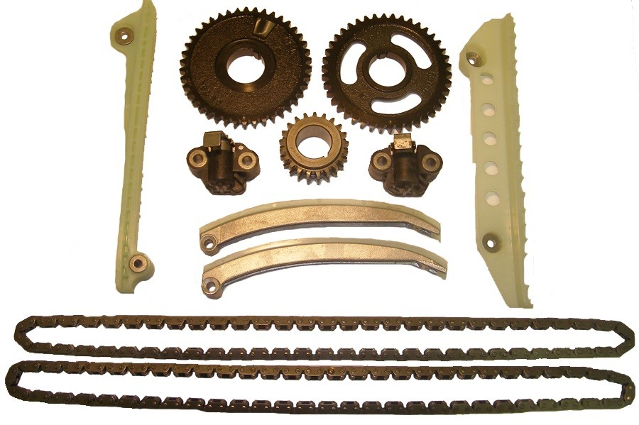 Image of Cloyes 90387SG Engine Timing Chain Kit Fits 2000-2010 Ford Crown Victoria