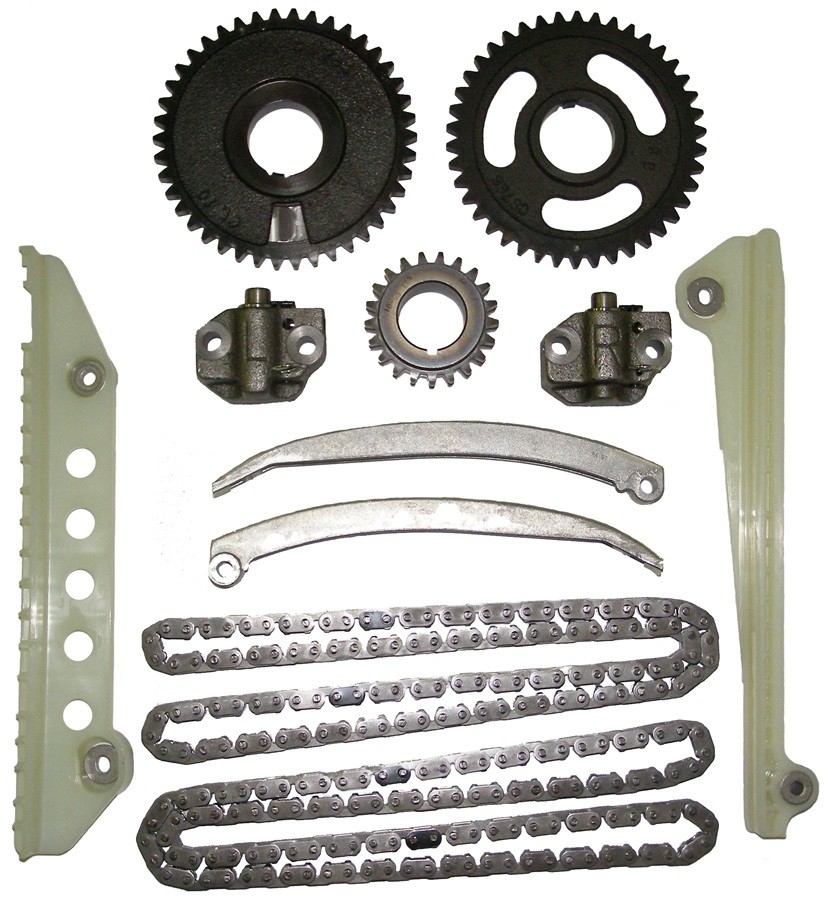 Image of Cloyes 90387SJ Engine Timing Chain Kit Fits 2001-2002 Ford E-150 Econoline
