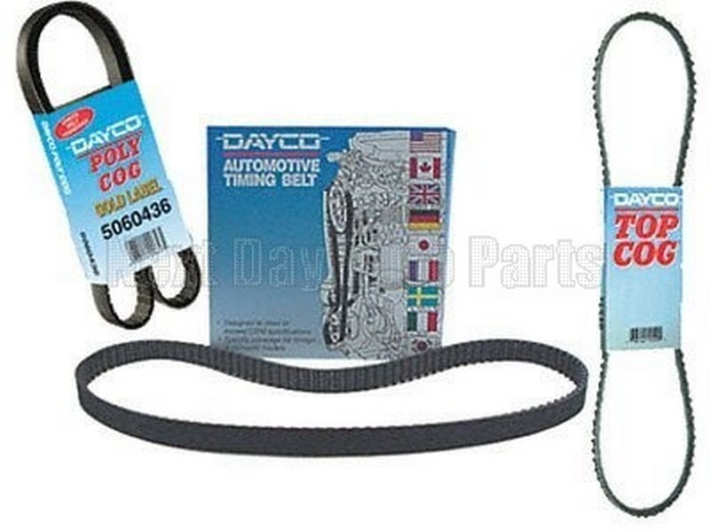 Dayco 5060945 Serpentine Belt Fits 1987-1989 Chevrolet Astro