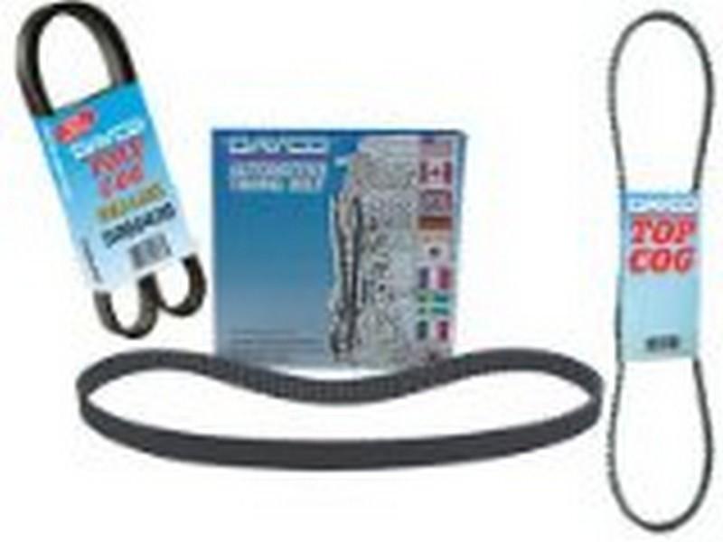 Image of Dayco 5061005 Serpentine Belt Fits 1988-1988 Chevrolet Blazer