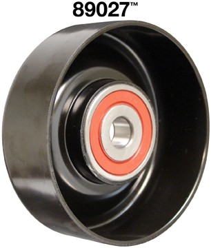 Dayco 89027 Drive Belt Idler Pulley Fits 1985-1985 Cadillac Commercial Chassis