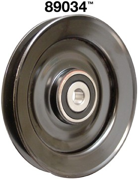 Dayco 89034 Drive Belt Idler Pulley Fits 1989-1989 Chrysler Dynasty