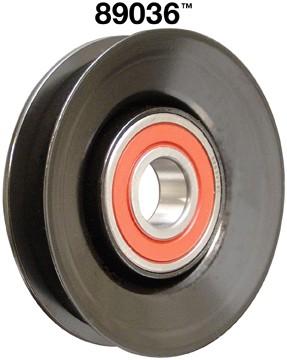 Dayco 89036 Drive Belt Idler Pulley Fits 1985-1985 Pontiac J2000 Sunbird
