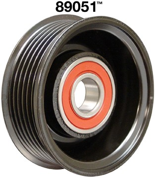 Dayco 89051 Drive Belt Idler Pulley Fits 1991-1996 Ford Escort