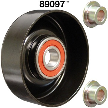 Dayco 89097 Drive Belt Idler Pulley Fits 1987-1987 Jeep Wagoneer