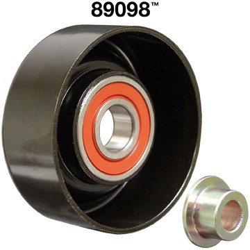 Dayco 89098 Drive Belt Idler Pulley Fits 1993-1996 Jeep Grand Cherokee