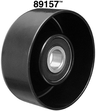 Dayco 89157 Drive Belt Idler Pulley Fits 2004-2005 Ford E-350 Club Wagon