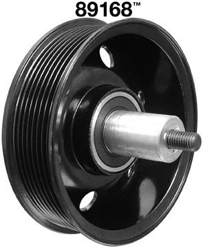 Dayco 89168 Drive Belt Idler Pulley Fits 2003-2009 Dodge Ram 3500