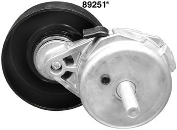 Dayco 89251 Drive Belt Tensioner Assembly Fits 1990-1993 Chrysler Dynasty