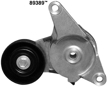 Dayco 89389 Drive Belt Tensioner Assembly Fits 2004-2006 Buick Rendezvous