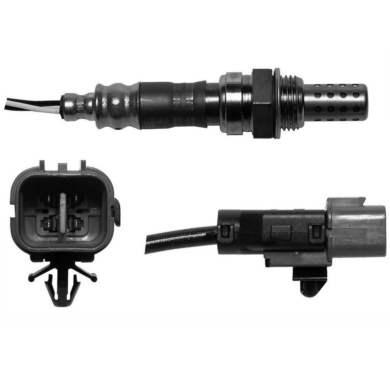 Denso 2344298 Oxygen Sensor Fits 2009-2009 Pontiac G3 Wave