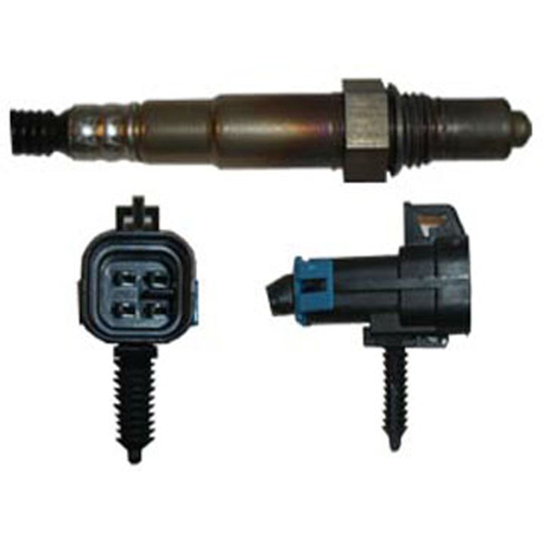 Denso 2344819 Oxygen Sensor Fits 2007-2009 Cadillac SRX