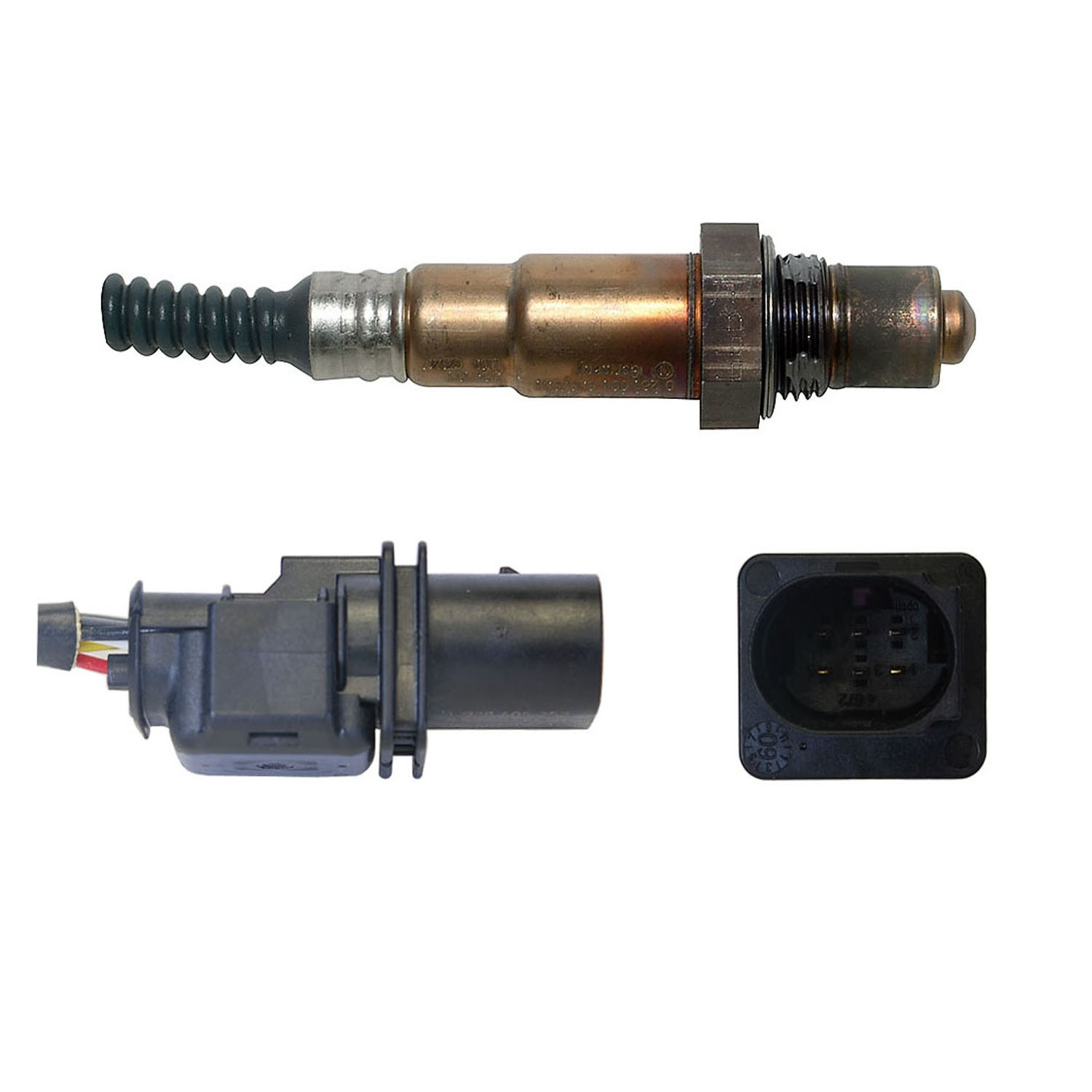Denso 2345116 Air / Fuel Ratio Sensor Fits 2004-2005 Volkswagen Passat